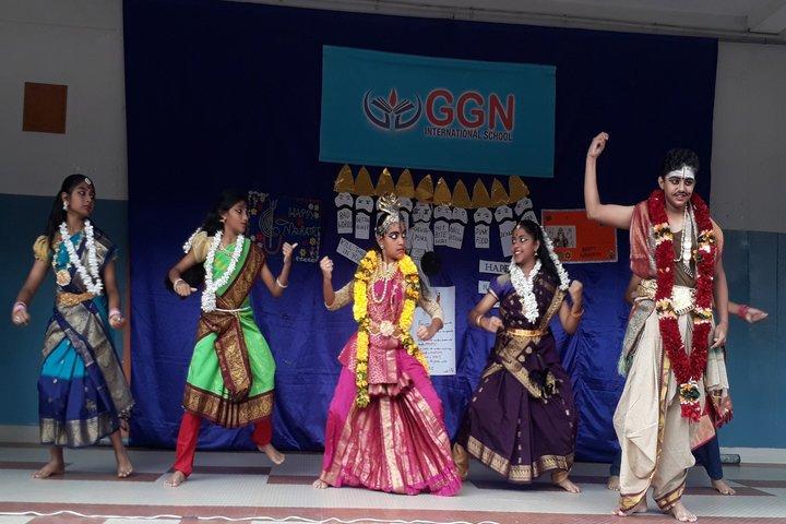 GGN International School-Navaratri Celebration