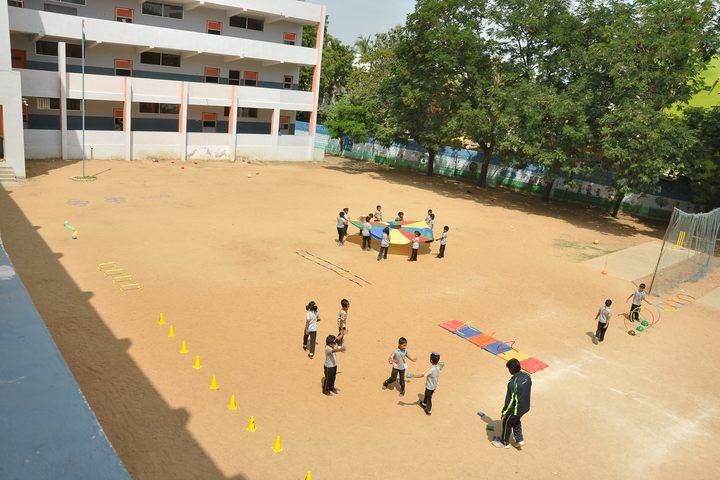 GGN International School-Playground