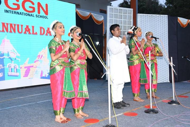 GGN International School-Singing
