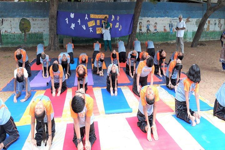 GGN International School-Yoga
