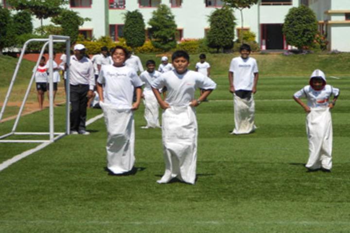 Gitanjali International School Bangalore-Annual Sports Meet