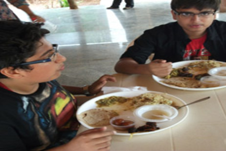 Gitanjali International School Bangalore-Cafeteria