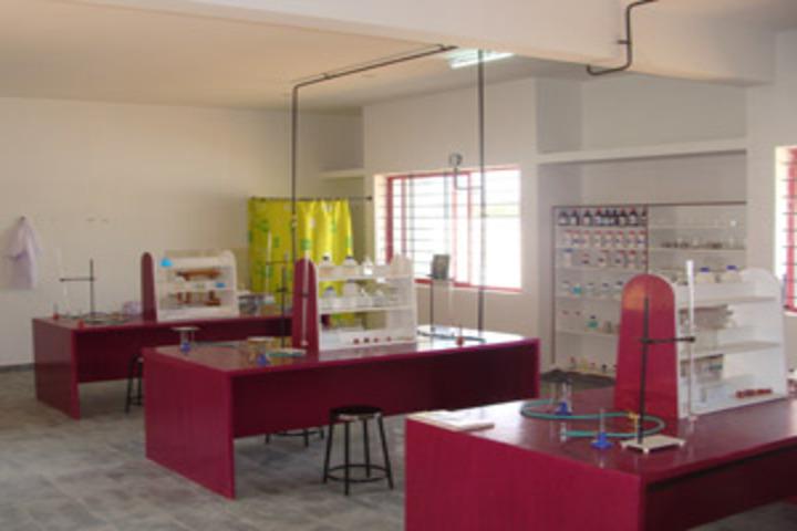 Gitanjali International School Bangalore-Chemistry Lab