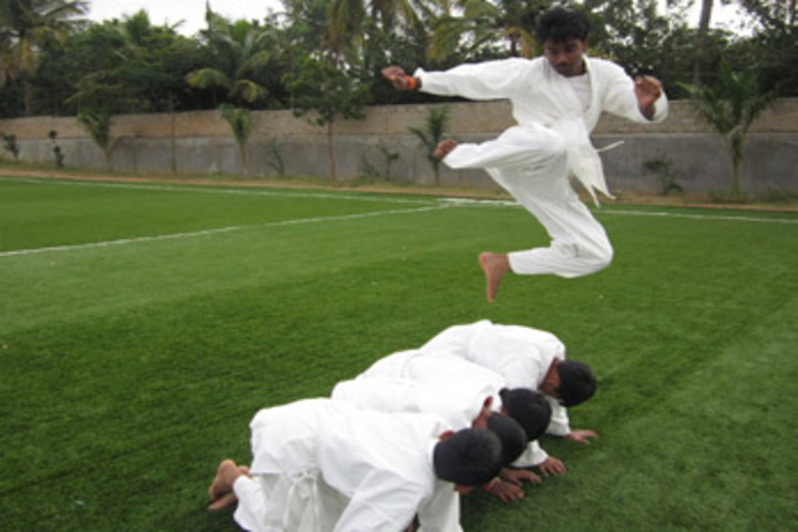 Gitanjali International School Bangalore-Karate