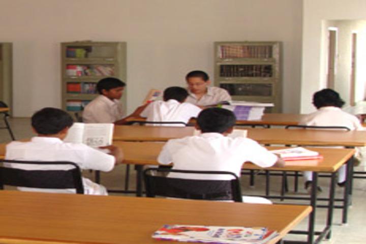 Gitanjali International School Bangalore-Libarary