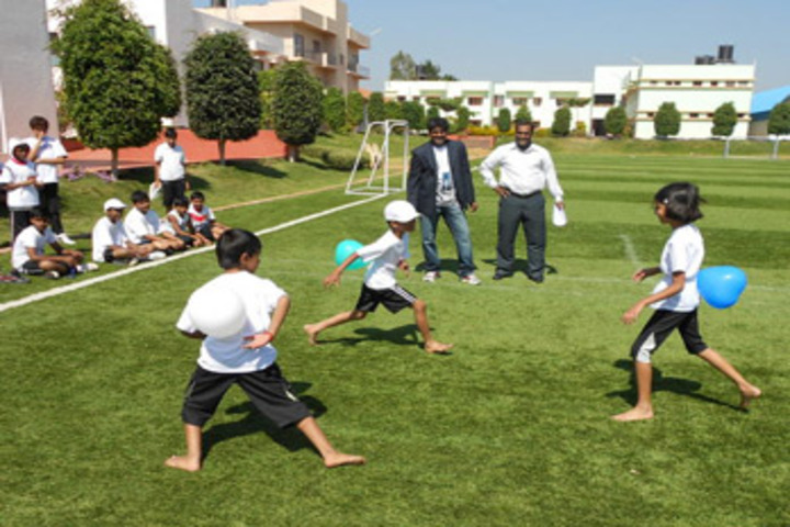 Gitanjali International School Bangalore-Playground