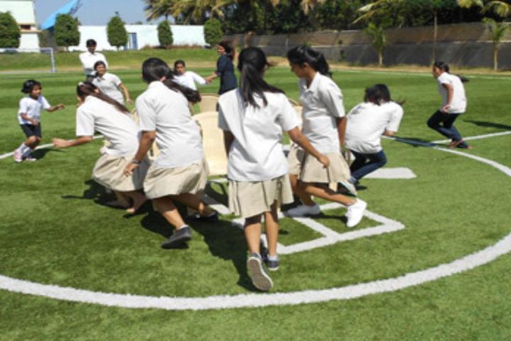 Gitanjali International School Bangalore-Sports Day