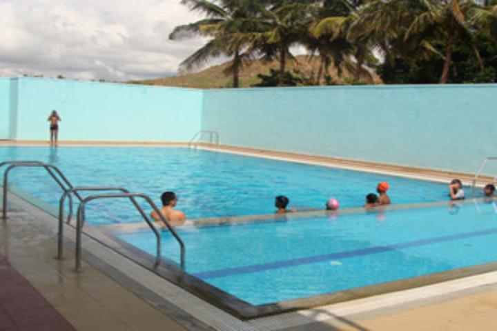 Gitanjali International School Bangalore-Swimming Pool