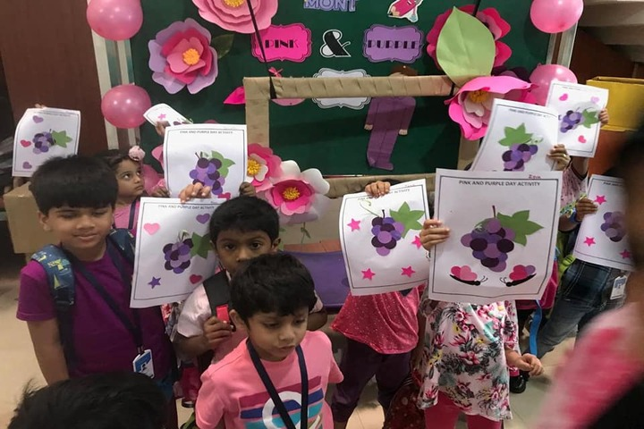 Global English School-Art And Craft