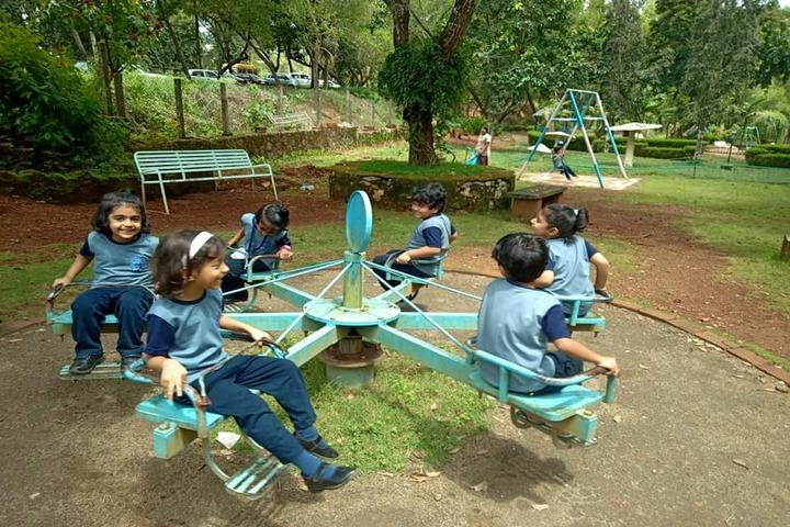 Global English School-Play Area