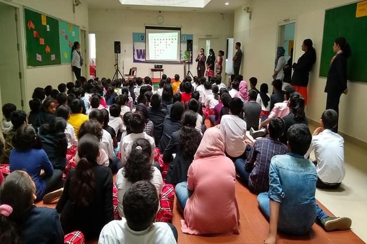 Global English School-Seminar