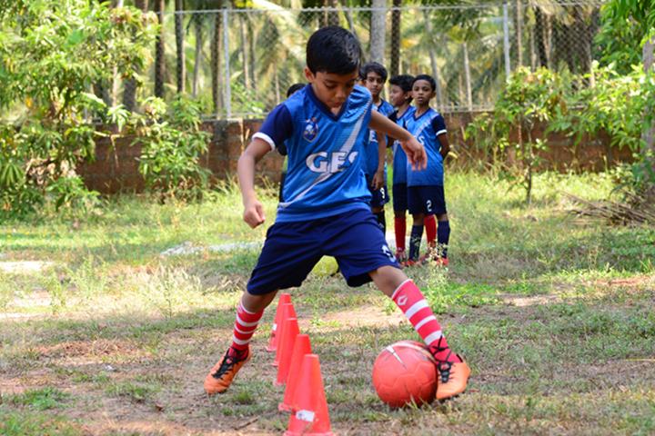 Global English School-Sports