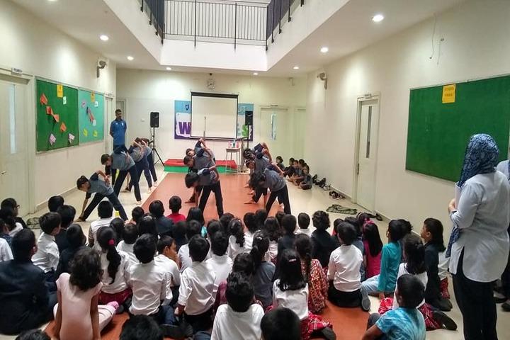 Global English School-Yoga