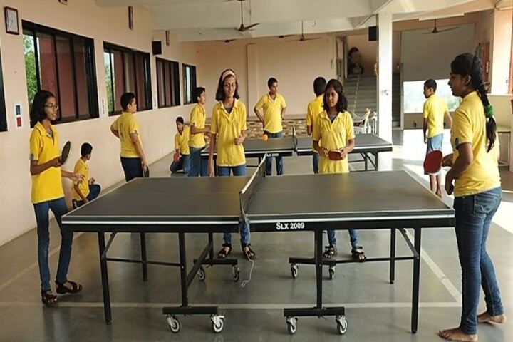 Gurukul the Day School-Indoor Games