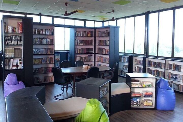 Gurukul the Day School-Library