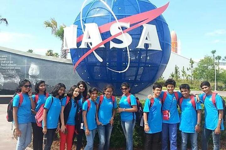 Gurukul the Day School-NASA Trip