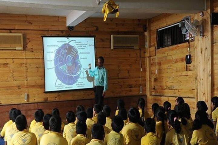 Gurukul the Day School-Projector Room