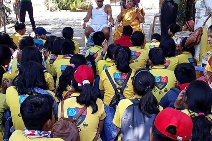 Gurukul the Day School-Social Projects