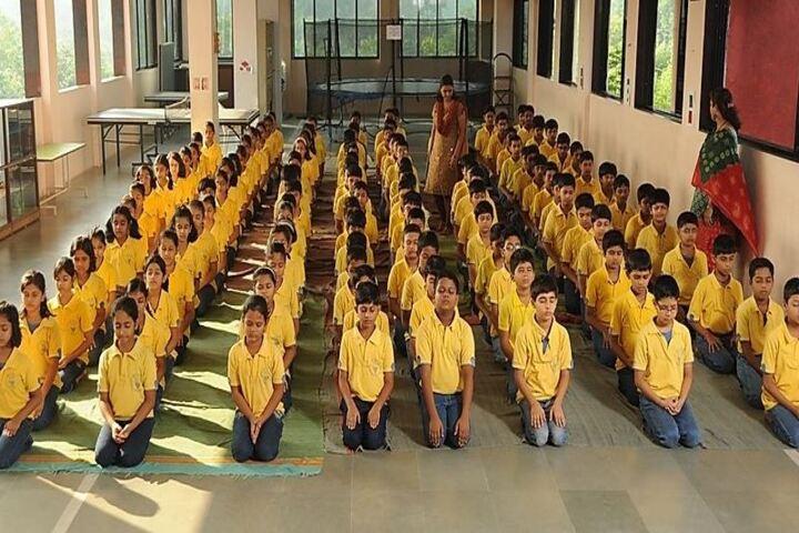 Gurukul the Day School-Yoga