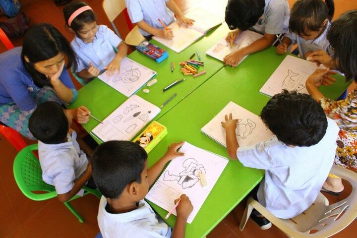 Heritage International School-Painting Competition