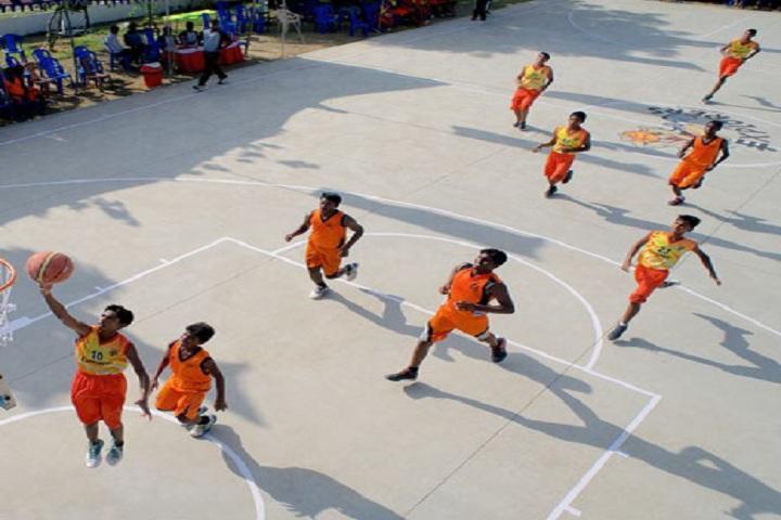 HLC International School-Basket Ball Court