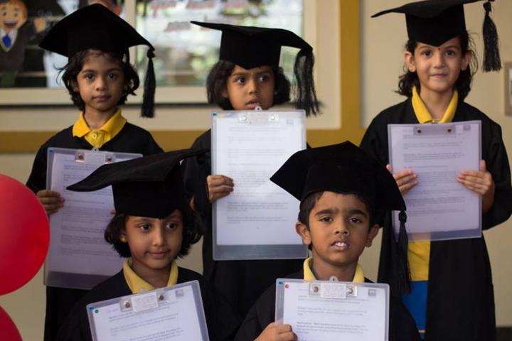 Holy Sai International School-Graduation Day
