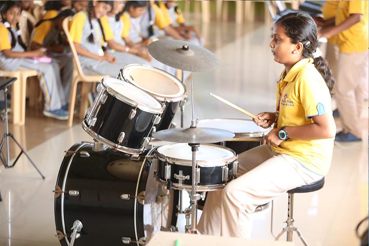 Holy Sai International School-Music