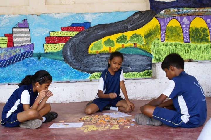 I Can The Learning Centre School-Drawing