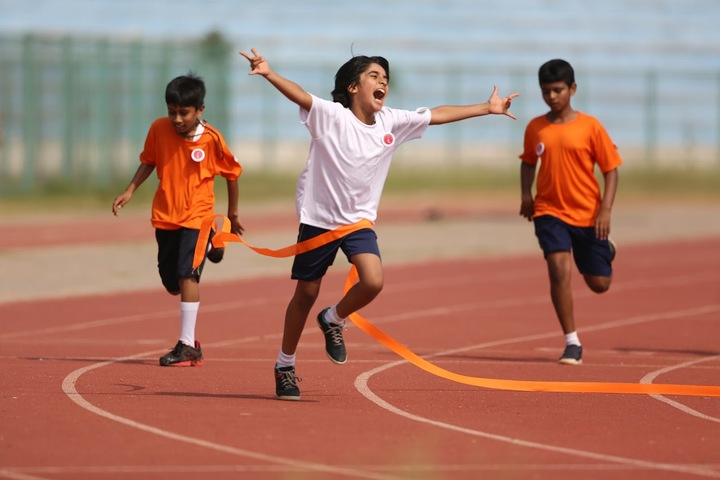I Can The Learning Centre School-Running Race