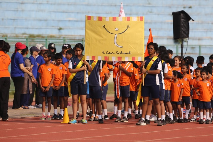 I Can The Learning Centre School-Sports Day
