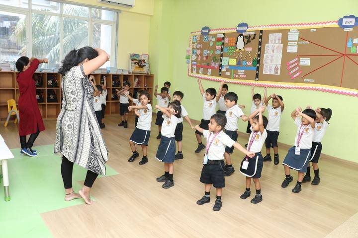 Indo Scottish Global School-Dance Room