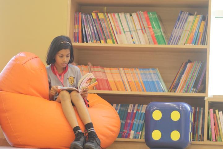 Indo Scottish Global School-Library