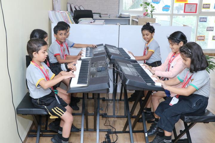 Indo Scottish Global School-Music Room