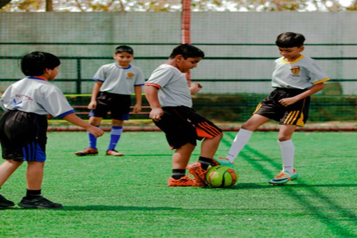 Indo Scottish Global School-Sports