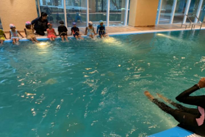 Indo Scottish Global School-Swimming Pool