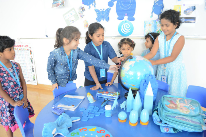 International Centre for Excellence-Blue Day