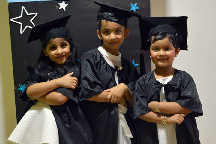 International Centre for Excellence-Graduation Day