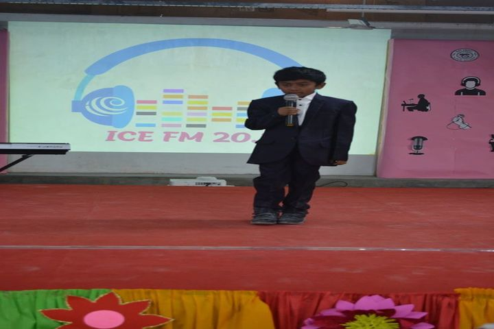 International Centre for Excellence-Speech