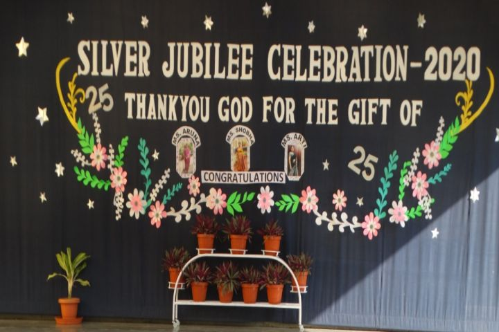 Rosary Convent High School-Silver jubliee