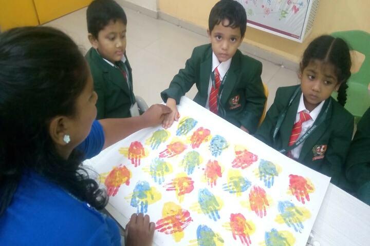 Ira Global School-Activity
