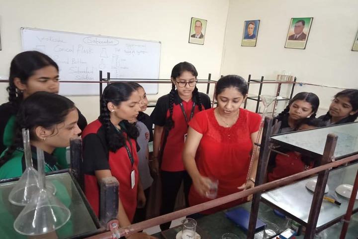Ira Global School-Science Lab
