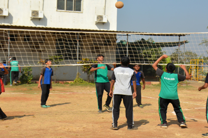 Ira Global School-Volley Ball