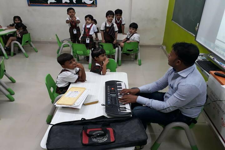 Ira Global School-Music Room