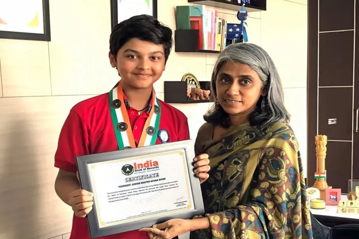 JS Global School-Award