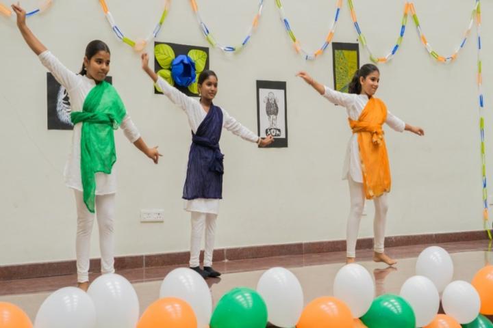 JS Global School-Dance