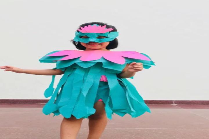 JS Global School-Fancy Dress