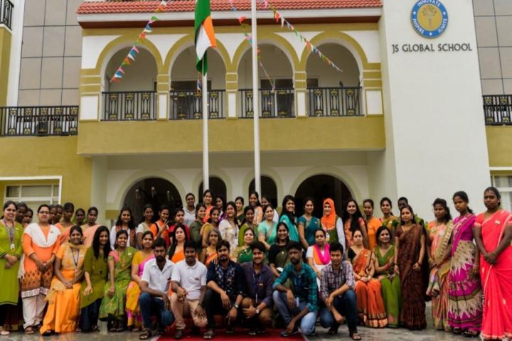 JS Global School-Republic Day