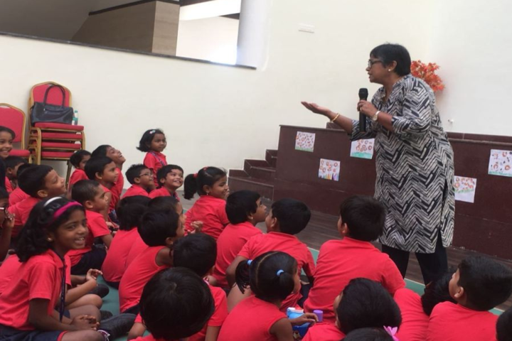 JS Global School-Story Telling