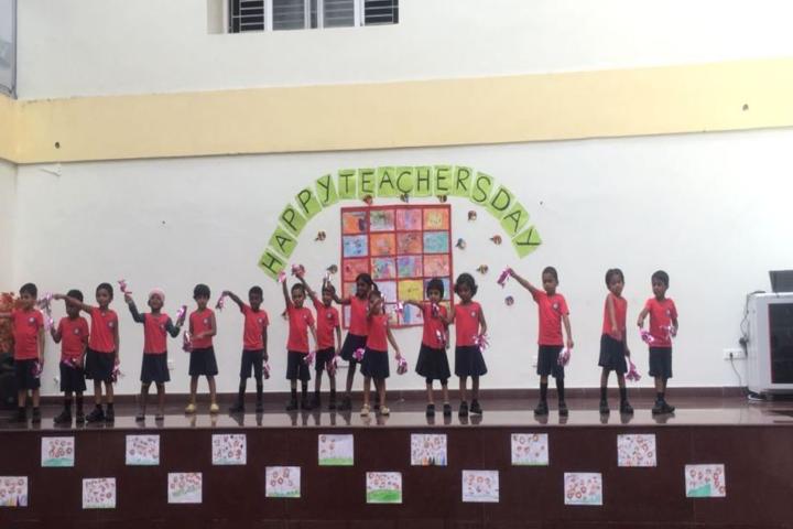 JS Global School-Teachers Day