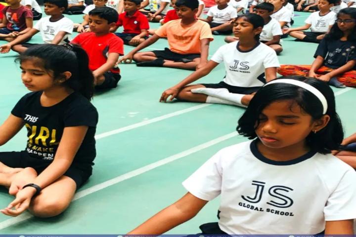 JS Global School-Yoga